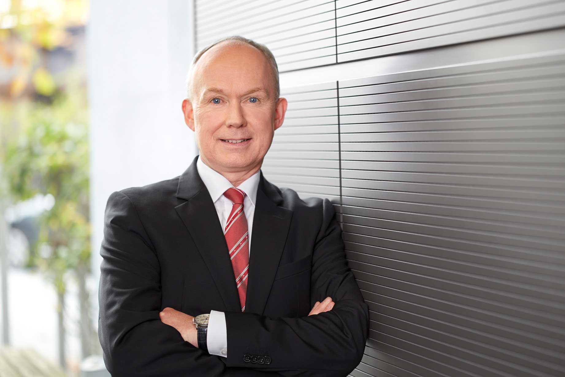 Dr. Matthias Jacob, technischer Geschäftsführer von Wolff & Müller, setzt sich schon länger für die Einführung und Weiterentwicklung von BIM ein. Fotos: Wolff & Müller