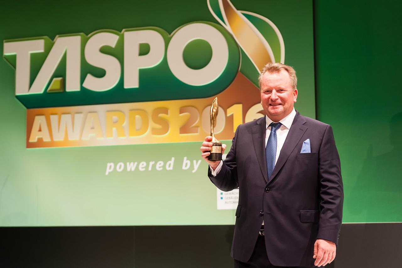 2016, Unternehmer des Jahres, Peter Knappmann