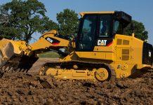 Der neue Cat Kettenlader 953K