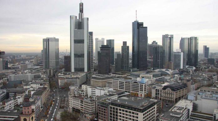 Baustelle Frankfurt