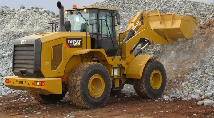 Cat Radlader 950GC General Construction
