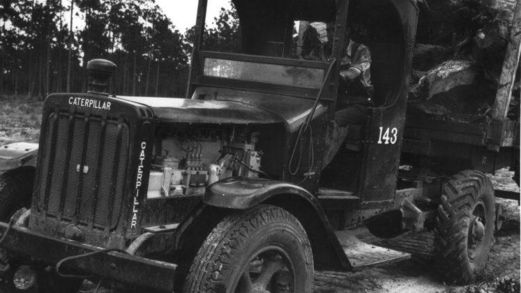 2017, Rekorde auf Rädern, Cat Diesel Mack Lkw 1930