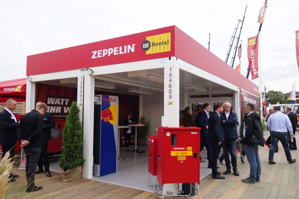 NordBau Zeppelin Rental