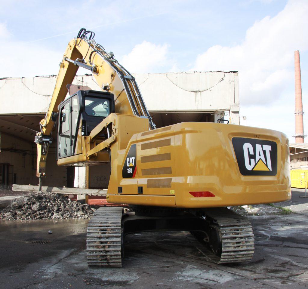 Cat 330MH