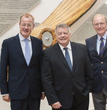 Felix Pakleppa, Reinhard Quast, Michael Heidemann