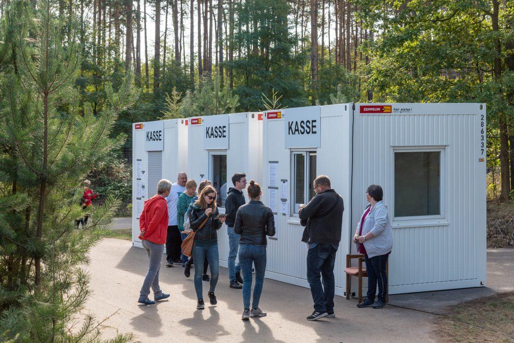 Event-Kassencontainer