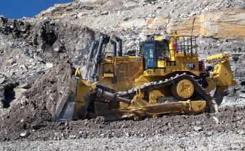 Cat Kettendozer D11