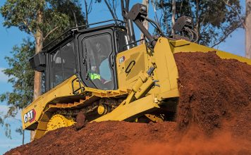 Cat Kettendozer D5