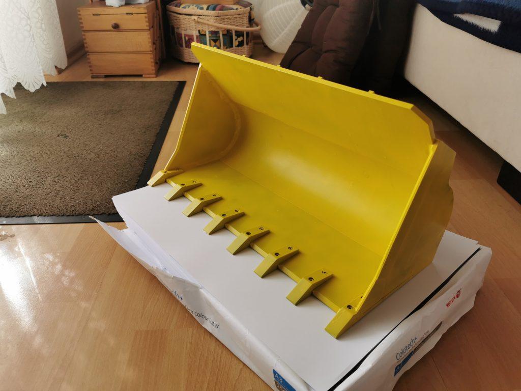 Modellbau Schaufel