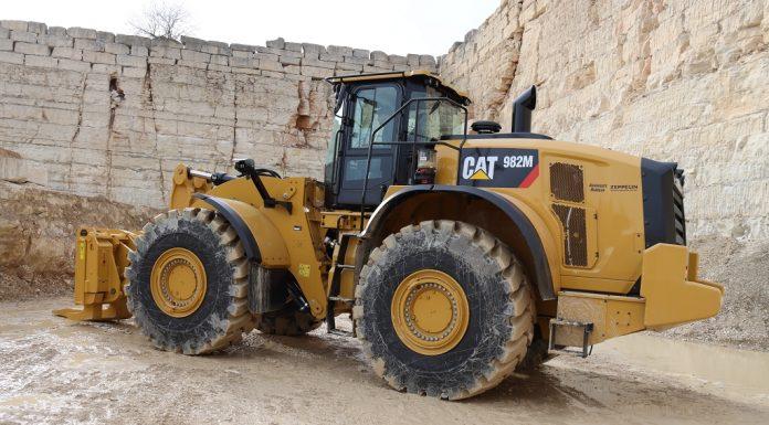 Cat 982M