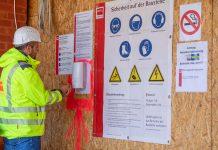 Sicherheits- und Hygieneregeln